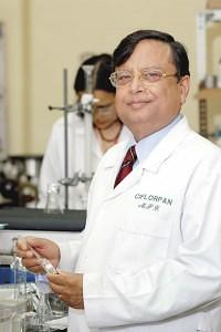 Mahabir P. Gupta