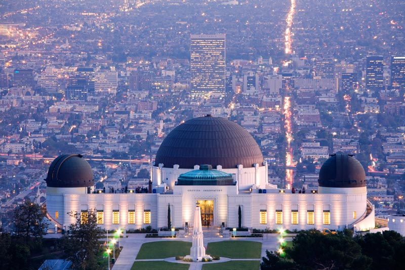 El Observatorio Griffith