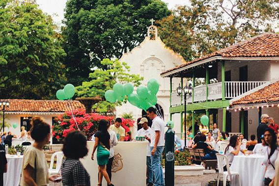 En su octava versión, el Mercado Pop-Up se celebró en abril de este año en la plaza del Centro Cultural y Turístico Mi Pueblito. Como siempre, esta actividad se realiza en espacios diferentes del país.