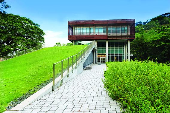 Un nuevo y magnífico edificio, construido gracias a una inversión de 20 millones de dólares, se erige imponente. Se trata del Laboratorio de Gamboa, clave en la actividad científica del Smithsonian en Panamá.