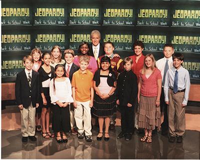Con solamente once años de edad, Dianisbeth representó al estado de Nueva York en el programa de televisión americana Jeopardy, el cual escoge a los estudiantes más sobresalientes de los Estados Unidos para concursar.