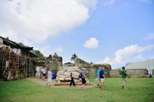 A pesar de las condiciones actuales de estas fortalezas, miles de turistas (aproximadamente 19 mil al año) llegan diariamente a Portobelo y San Lorenzo interesados en conocer de cerca su historia.