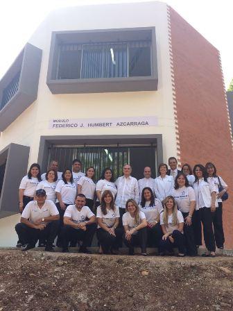 La escuela San Pedro Nolasco, ubicada en Burunga, Arraiján, es uno de los proyectos insignia de la Fundación Sus Buenos Vecinos.
