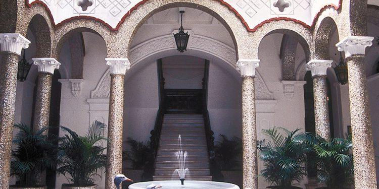 Palacio de las garzas