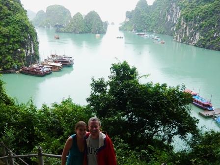 Sofía en Vietnam