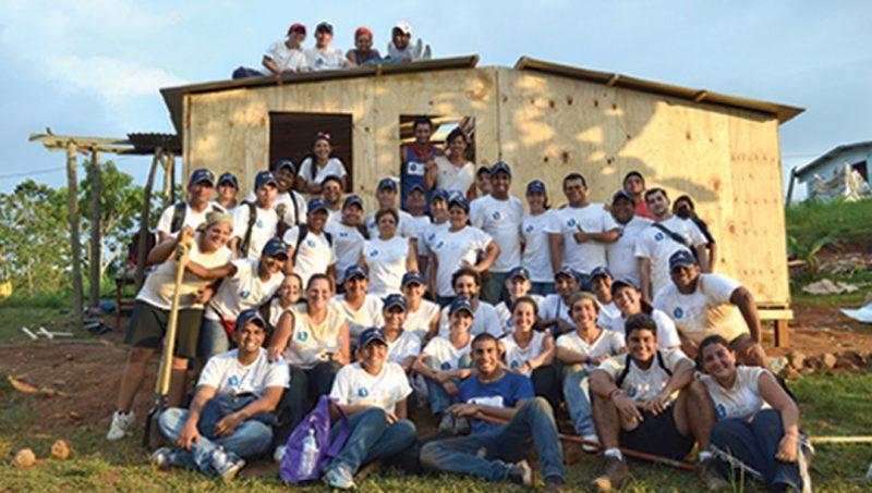 Grupo de voluntariado