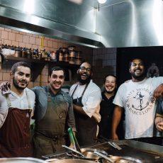 Chefs panameños
