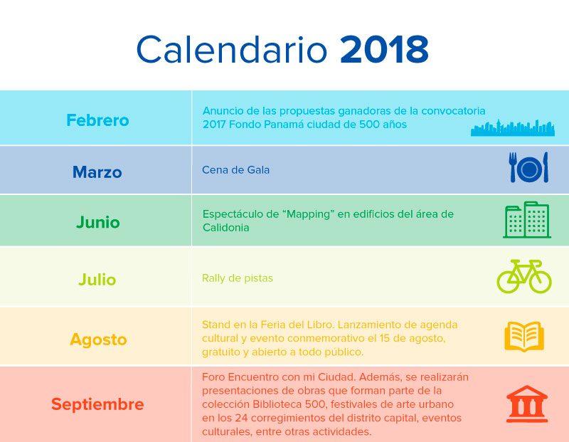 Calendario Escolar Universidad De Panama 2019.Los 500 Anos De Nuestra Ciudad Unete A La Celebracion