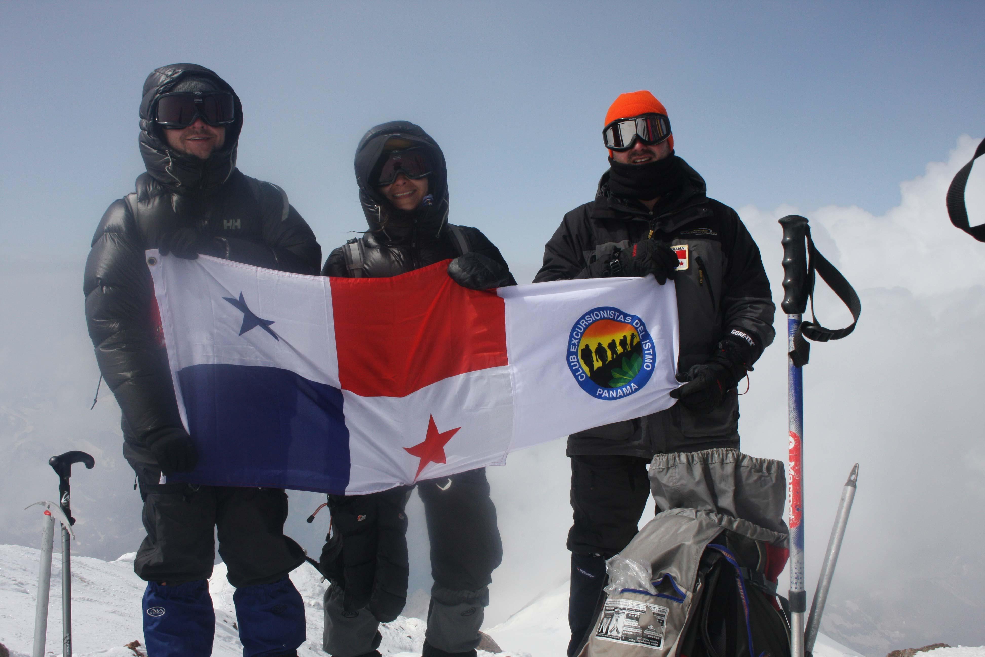 Cima Elbrus Nico Atenas Iñaki