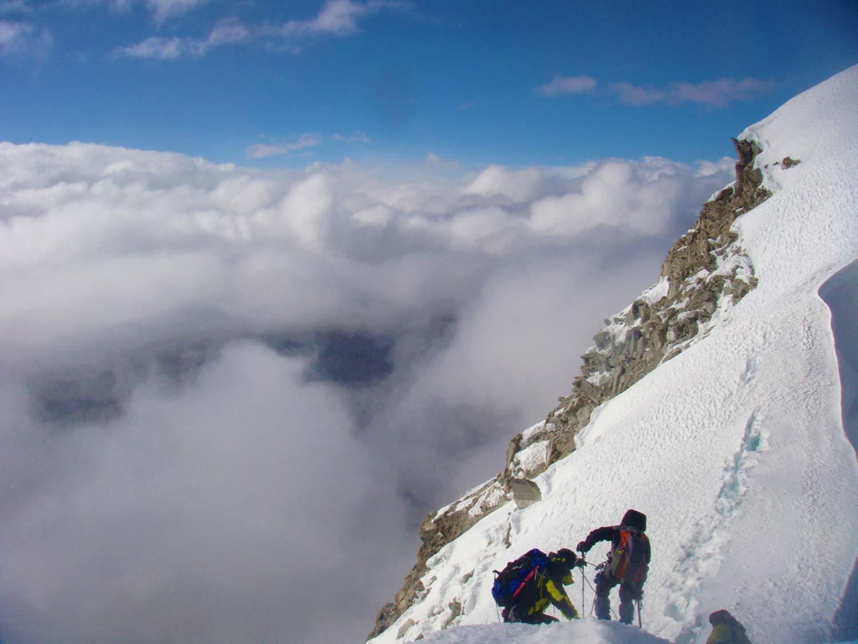Elbrus Inicio Subida Atenas