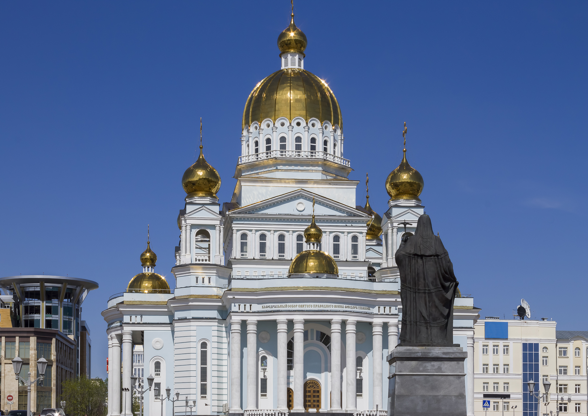 Cathedral Of St Righteous Warrior Feodor Ushakov