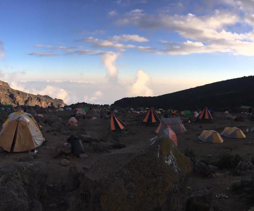 Toldas Kilimanjaro Jose Sam