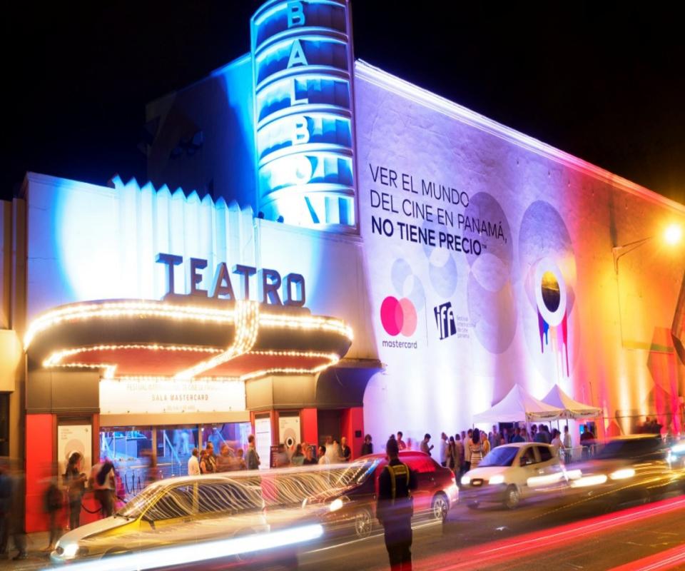 Teatro Balboa Ext