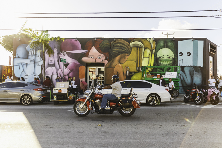Wynwood Art District Preparing For Art Basel