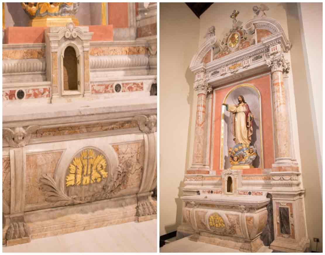 Altar ScjS