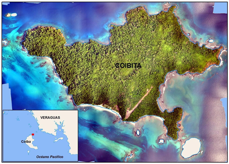 Mapa Coibita 2
