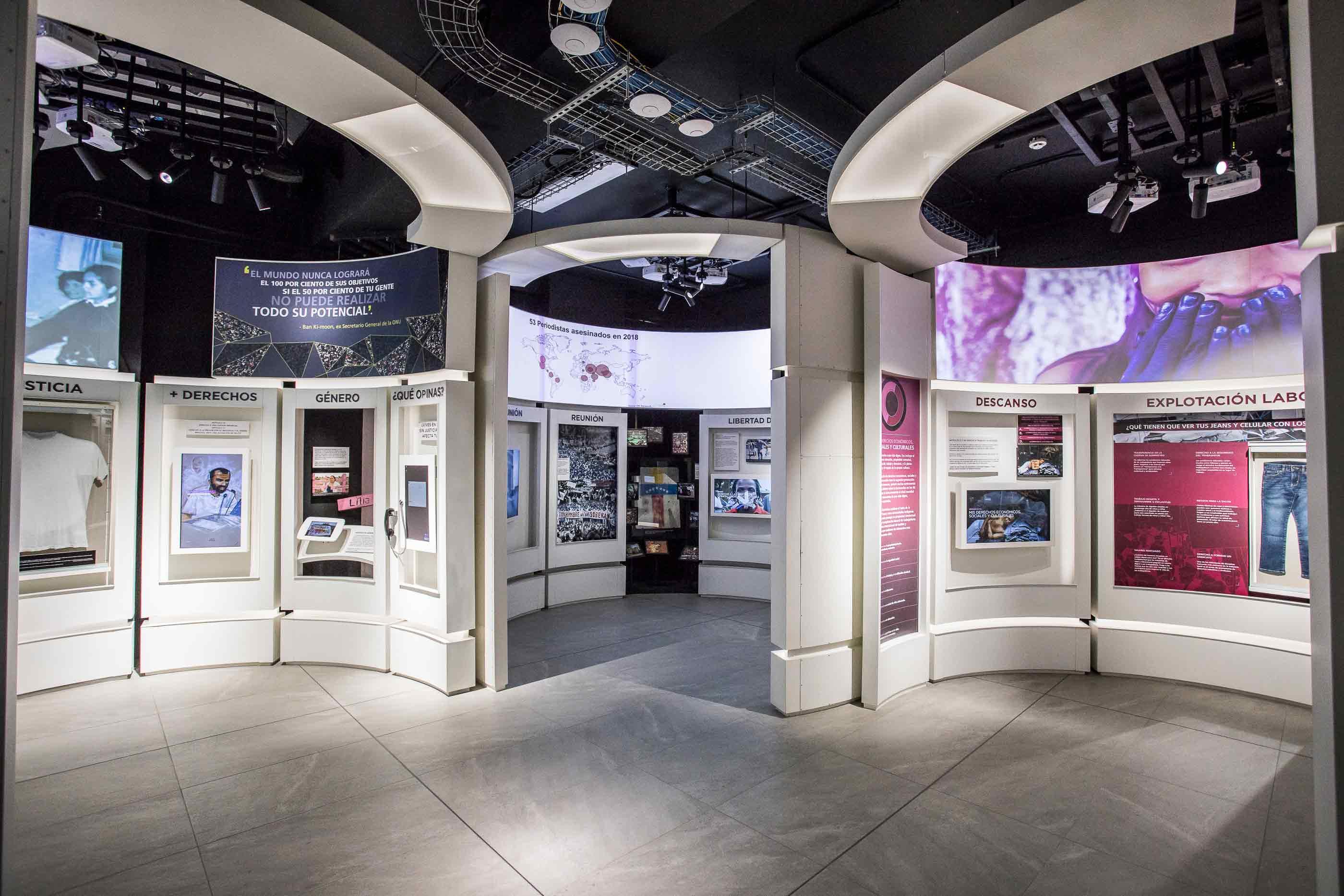 Museo De La Libertad Y Los Derechos Humanos21S