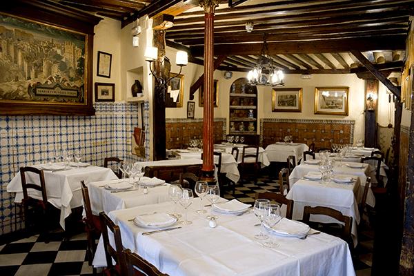 Comedor Castilla